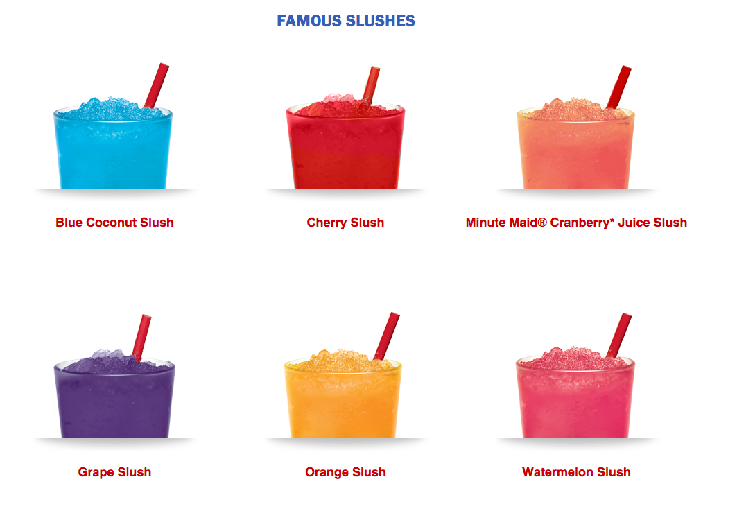Helping utah families live on less 79 cent slushes at sonic today