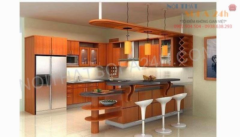 Tủ bếp TB015