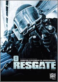O Resgate DVDrip Dual Áudio + RMVB Dublado
