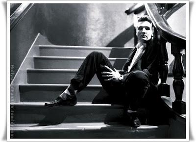 Elvis Presley Stairs