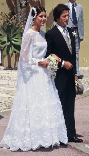 Boda Carolina de Mónaco