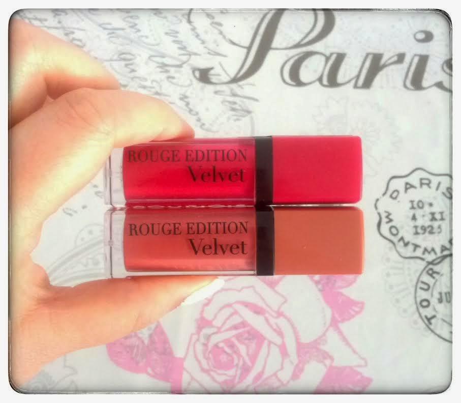 Rouge Edition Velvet de Bourjois