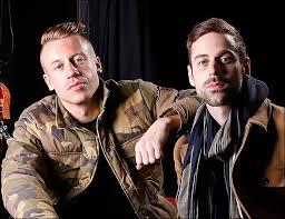 Macklemore e Ryan Lewis fazem parceria com Ed Sheeran