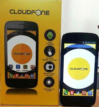 CloudFone Excite 450Q