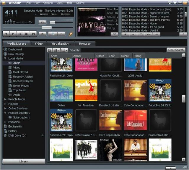 Winamp Pro [Planet Free]