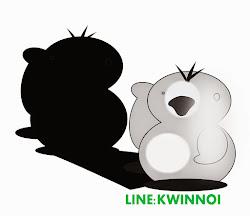 ฝาก สติ๊กเกอร์ไลน์ กวิ้นน้อย [KwinNoi]