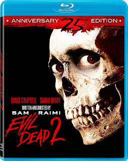 Evil Dead 2 (1987) (25th Anniversary Blu-ray Edition Review)