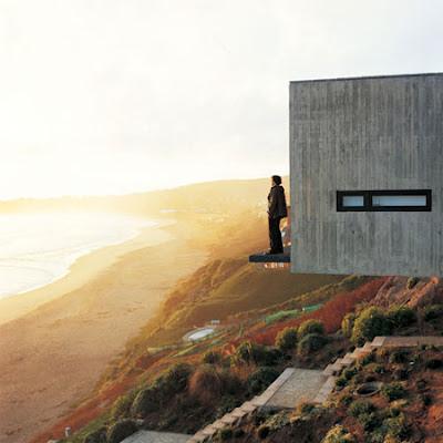 Casa 11 mujeres por Mathias Klotz