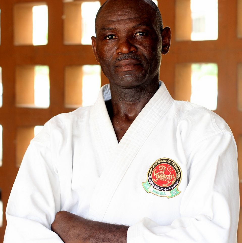 CHIEF INSTRUCTOR: SHIAN SHOLA SHOYOYE SAUNAKA