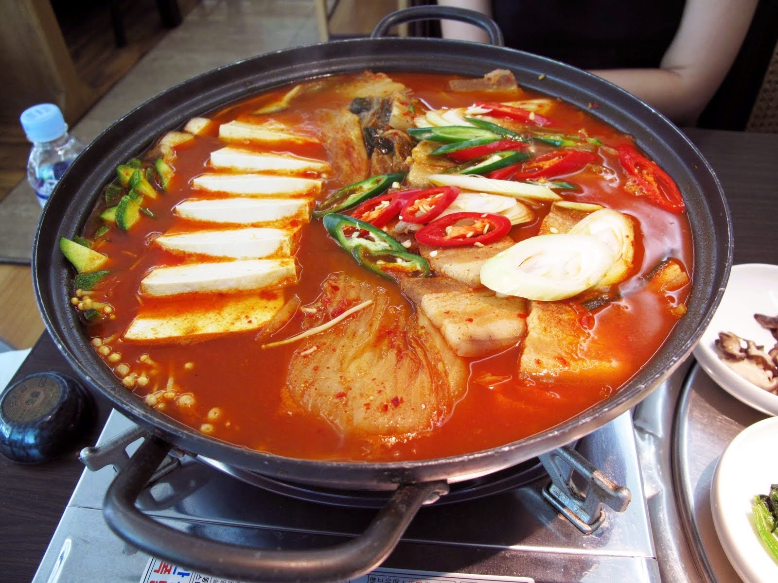 lau-kimchi