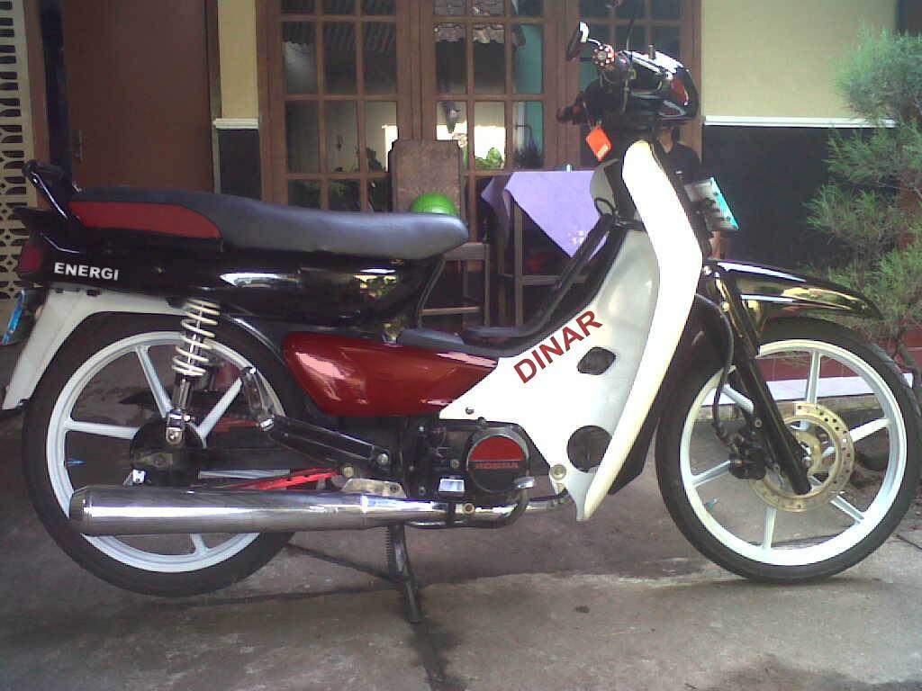 Motor Honda Astrea Grand