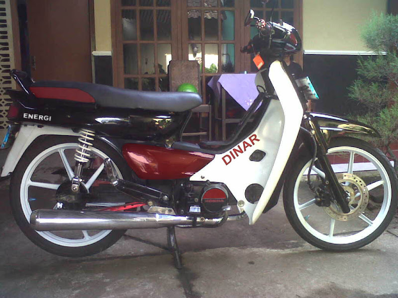 Modif Motor Astrea Grand 96