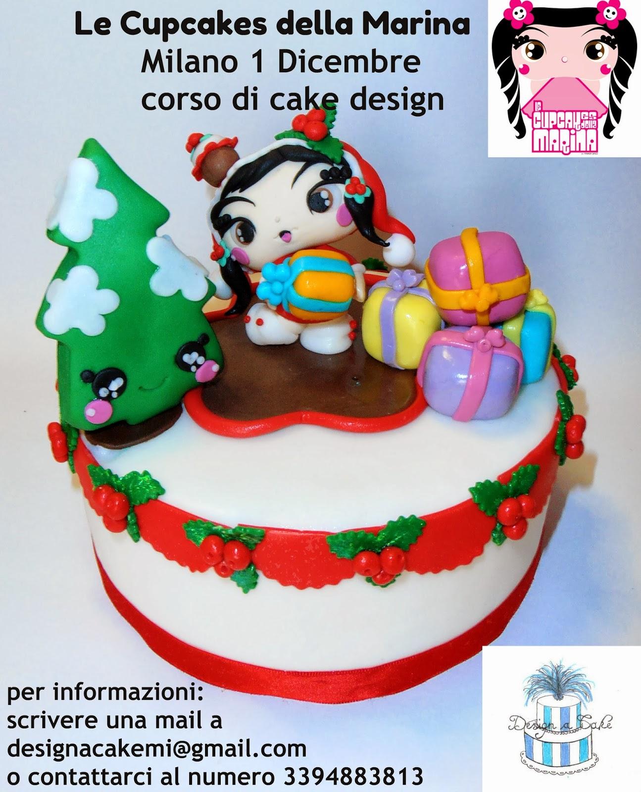 Materiale Cake Design Milano : Le Cupcakes della Marina: Corso Cake Design Milano 1 ...
