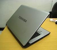 jual laptop bekas di malang toshibna l305 satellite