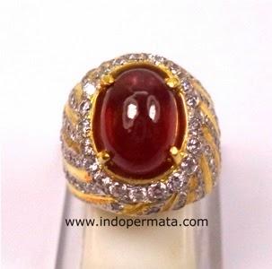 batu permata merah delima asli-ruby-batu mulia-natural-asli-murah-jual ...
