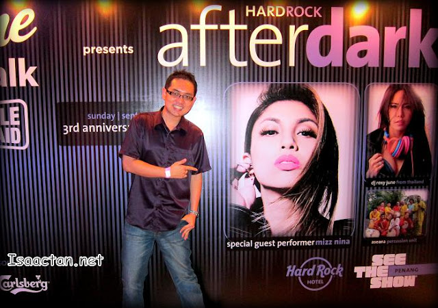 Hard Rock Hotel Penang 3rd Anniversary Pool Party