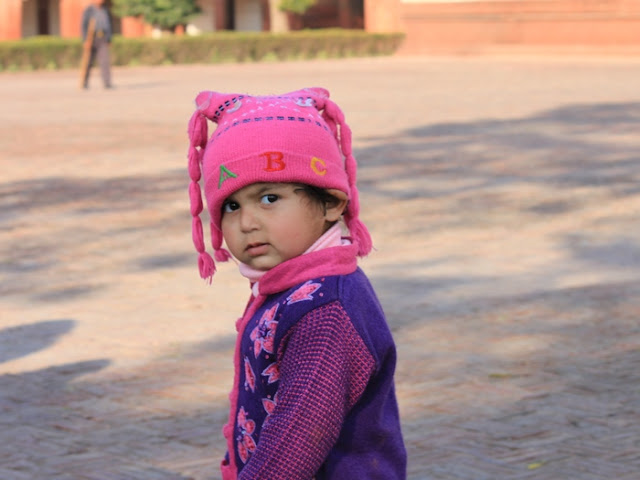 девочка-индуска