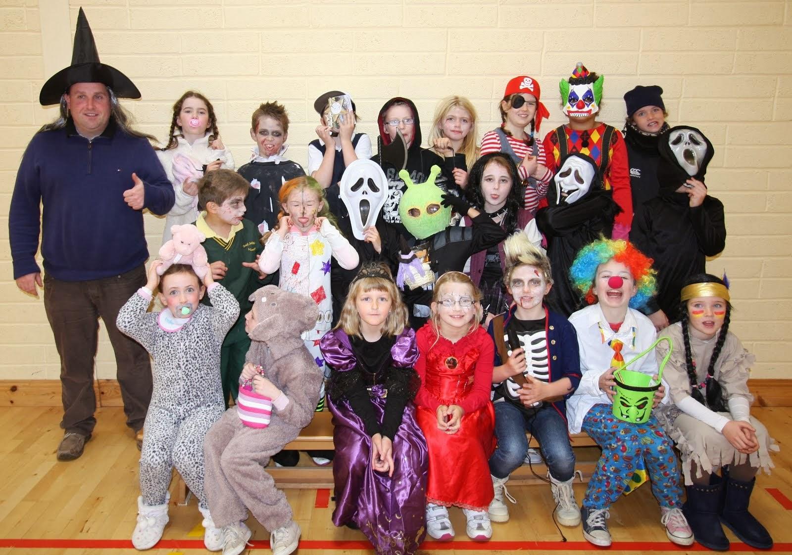 Third Class Halloween 2013