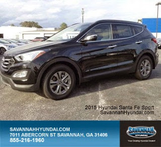 2015 Hyundai Santa Fe Sport, Savannah Hyundai, Savannah GA, New Car Specials, SUV, Savannah Hyundai Dealerships