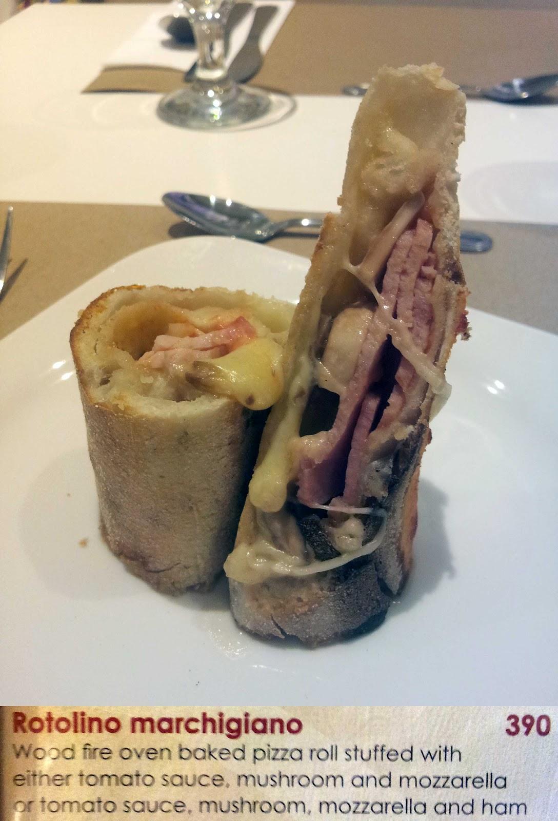 ehappening: Aria - cucina italiana