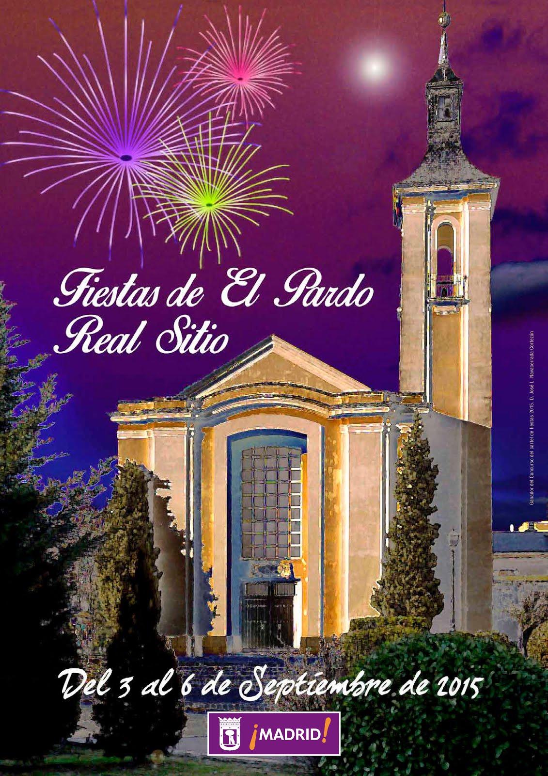 Fiestas 2015 en El Pardo