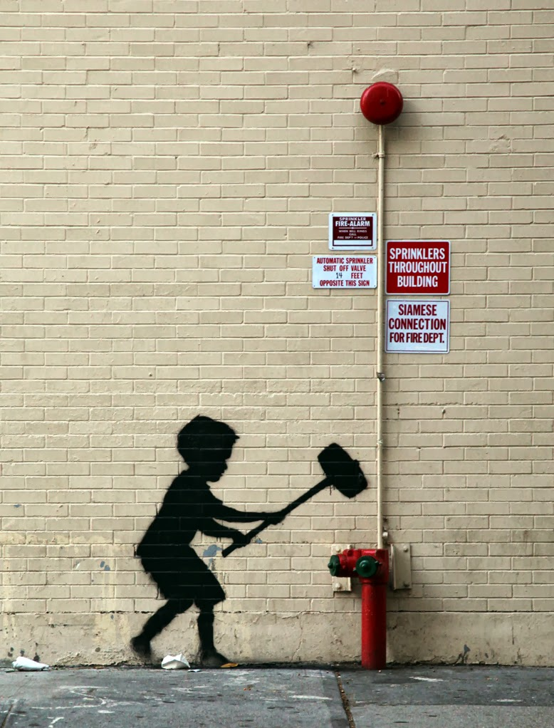 Banksy - Cover