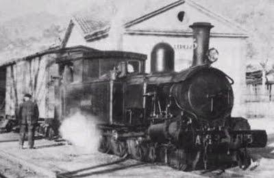 Locomotora número 5, Gayanes