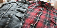 Flannel shirts image