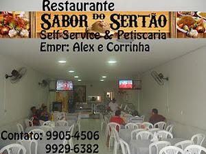 RESTAURANTE SABOR DO SERTÃO EM COREMAS