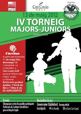 torneig Majors&Juniors Can Cuyas Golf