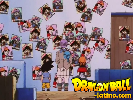 Dragon Ball GT capitulo 4
