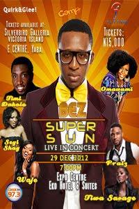 Super Sun Concert