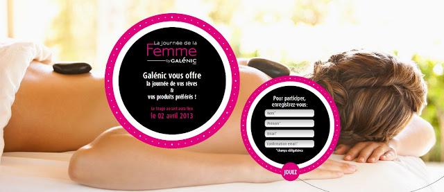149 coffrets beauté GALENIC 149 box beauté GALENIC