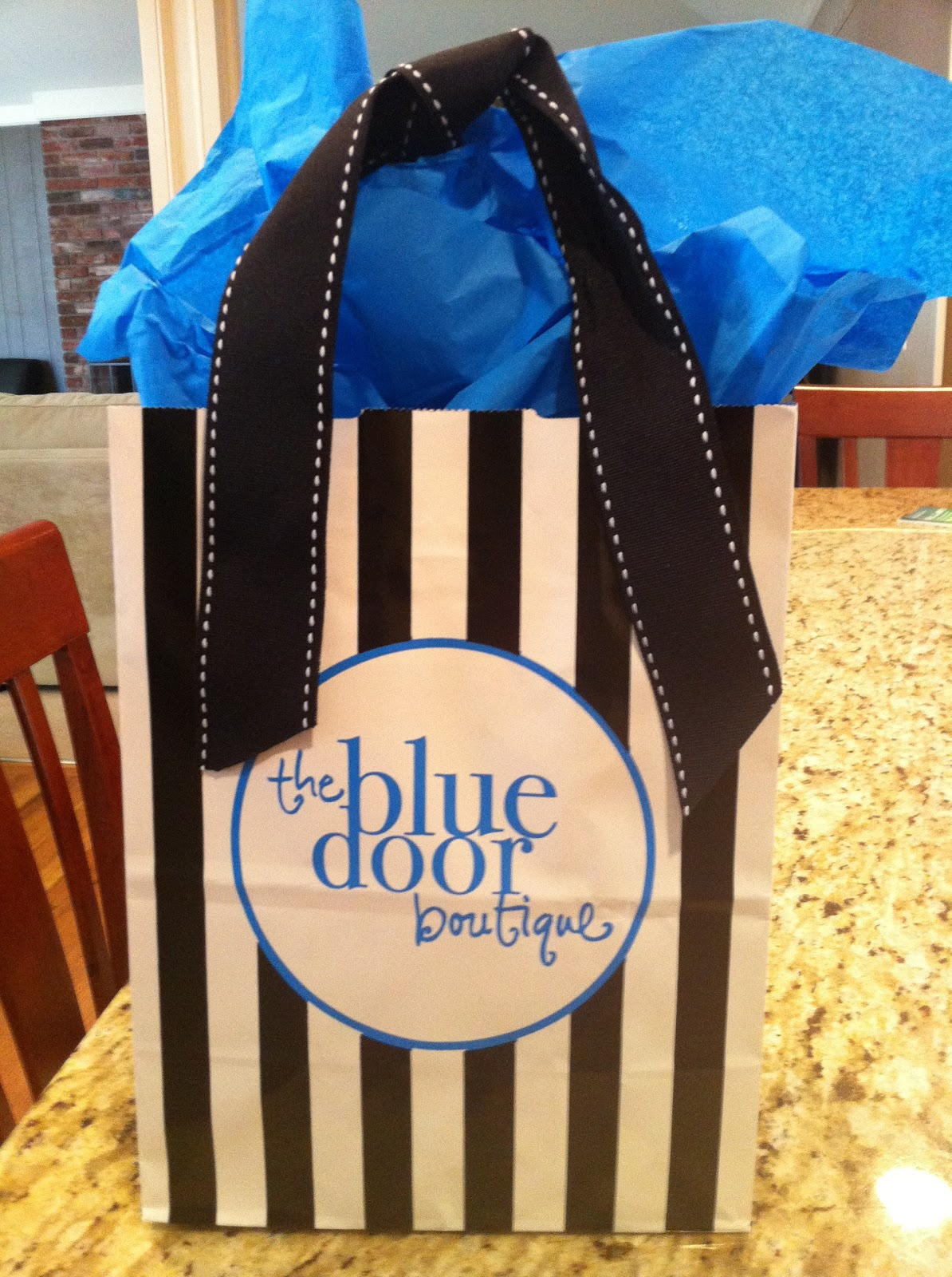 Fors Family Blog: Road Trip to The Blue Door Boutique