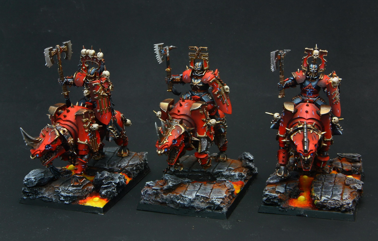 Hoperiver S Valley Skullcrushers Of Khorne