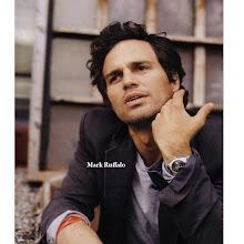 Mark Rufallo. Para conhecer, clique na imagem
