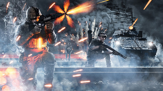 Battlefield 4 Game Wallpaper