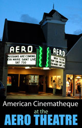 Saturday Night At Cinematheque Barbara >> Movies On The Big Screen American Cinematheque Outfits The Aero