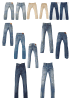 Katalog Levi's Original- Made in Indonesia