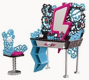 Accesorios de las Monster High