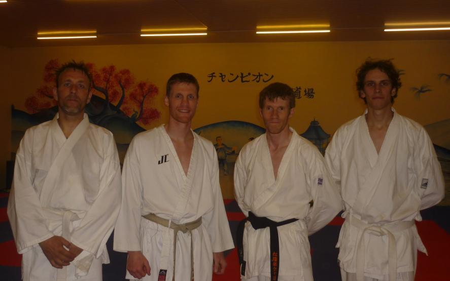 club karate jupille