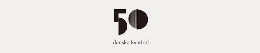 50 DANSKA KVADRAT