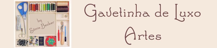 Gavetinha de Luxo Artes