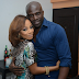 Toke Makinwa reaction when asked if she would accept her husband's apology