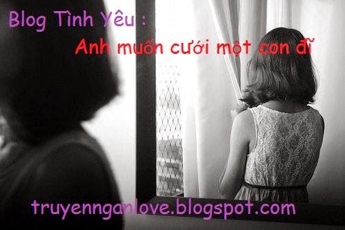 Blog Tình Yêu : Anh muốn cưới một con đĩ