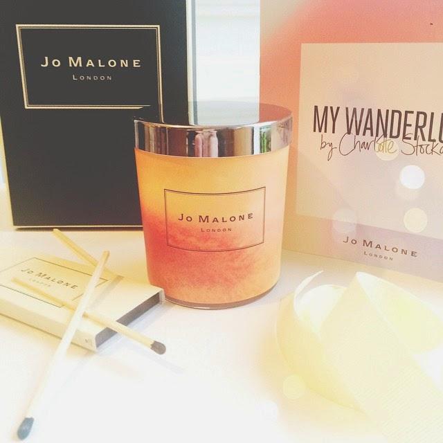 Jo Malone My Wanderlust Candle