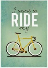 Cykeltid...