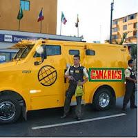 camioneta seguridad yerba