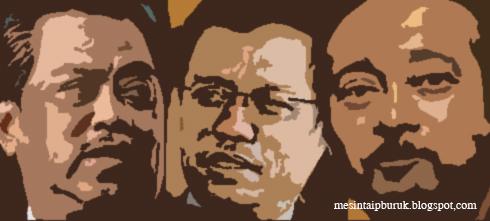 Nasib Muhyiddin, Shafie, Mukhriz masih jadi tanda tanya