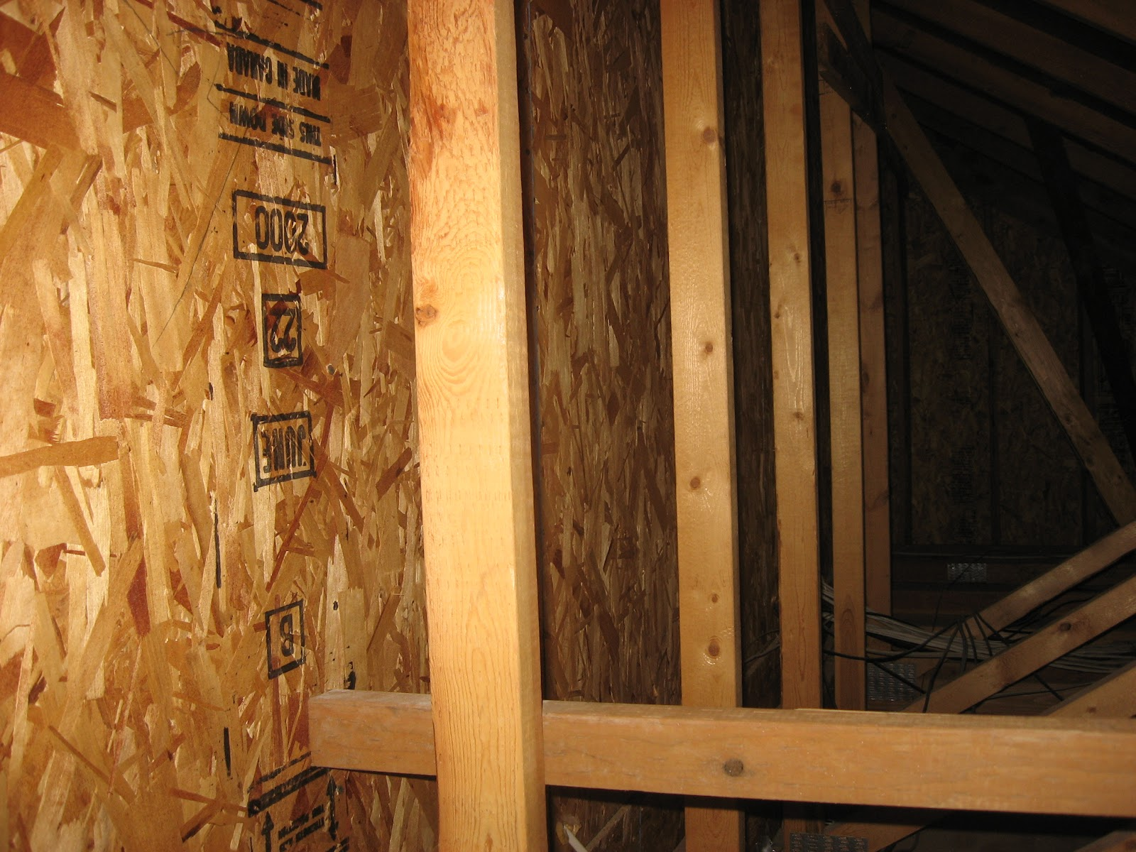 Energy Conservation How To New Construction Knee Walls